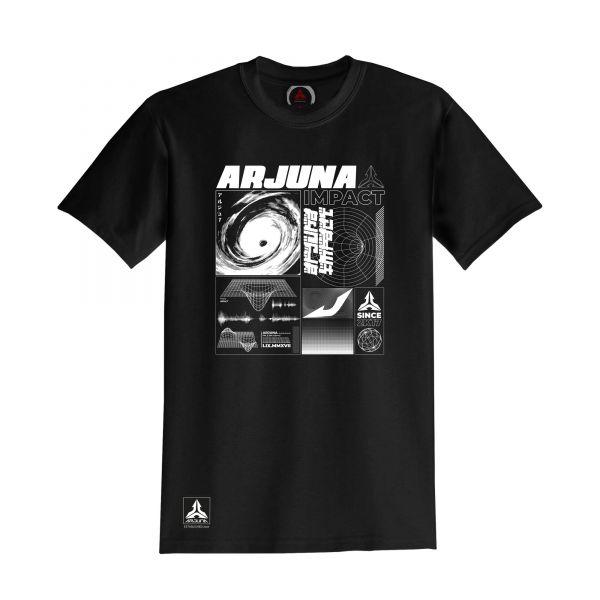Impact T-Shirt schwarz