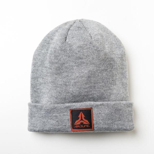 Arjuna - Patch Beanie (Grau)