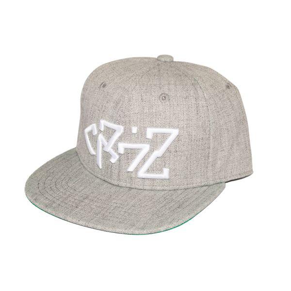 CR7Z Snapback (Grau)