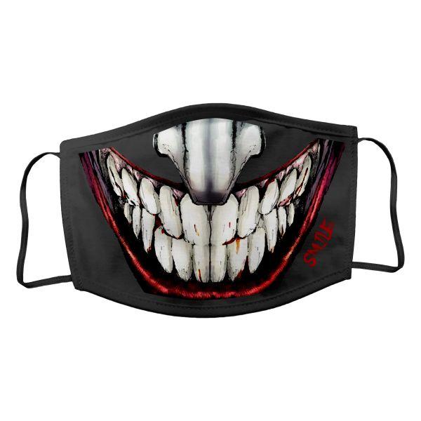 Maske Smile