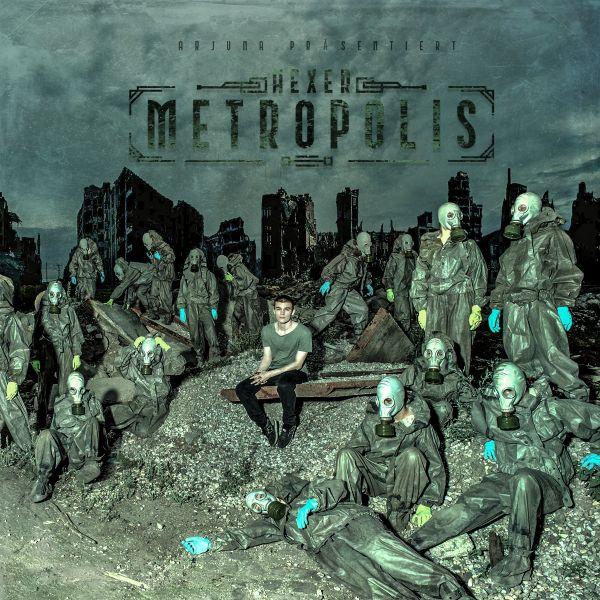 HeXer - Metropolis EP (CD)