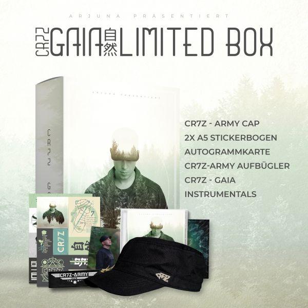 Cr7z - Gaia (Ltd. Box)