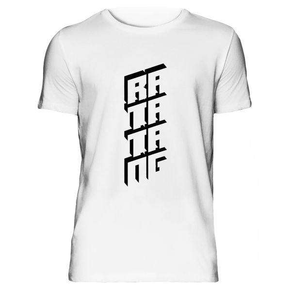 Ratatang T-Shirt weiß