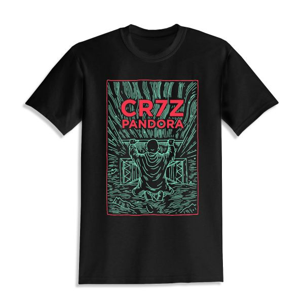 Cr7z Pandora Tour T-Shirt