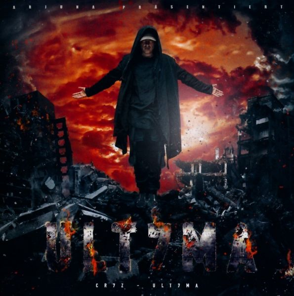 CR7Z - ULT7MA (CD)