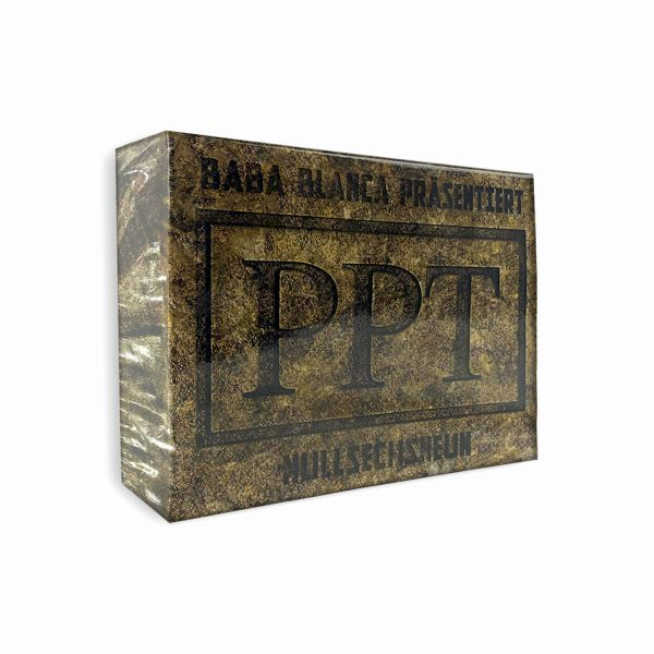Baba Blanca Piece Platten Tape Limited Edition (PPT)