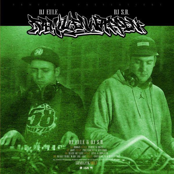 Dj Eule & Dj s.R. - Familienwappen #4 7' (Vinyl)