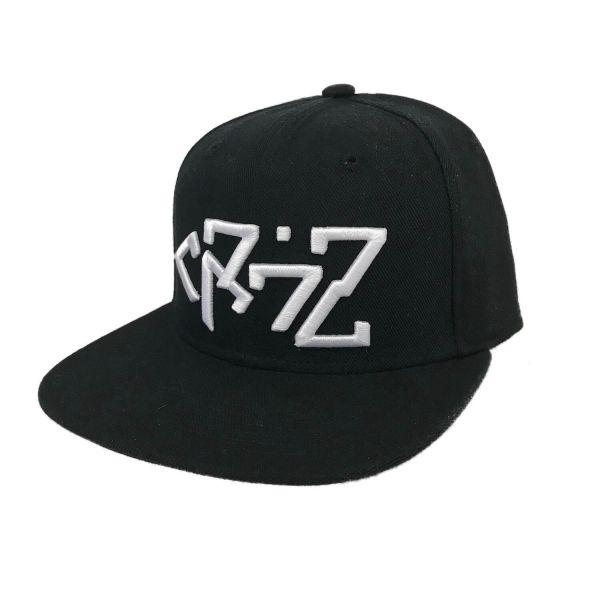Cr7z - Snapback (Schwarz)