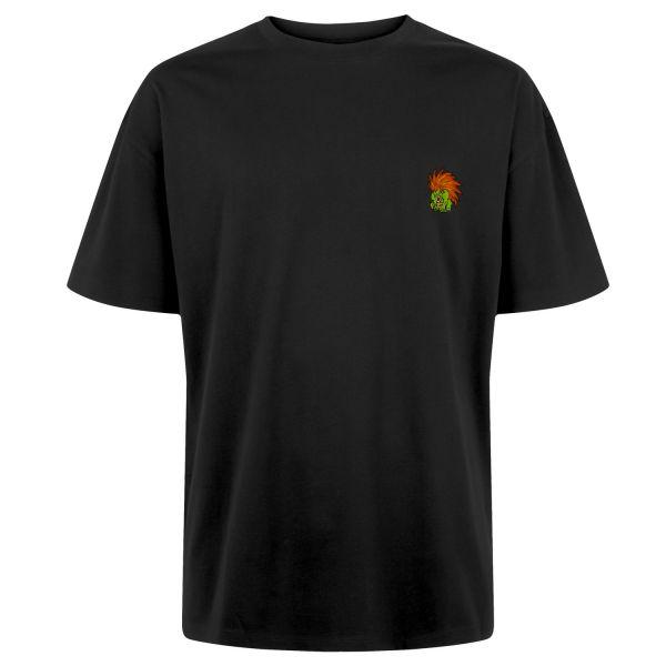 T-Shirt schwarz Option Mode