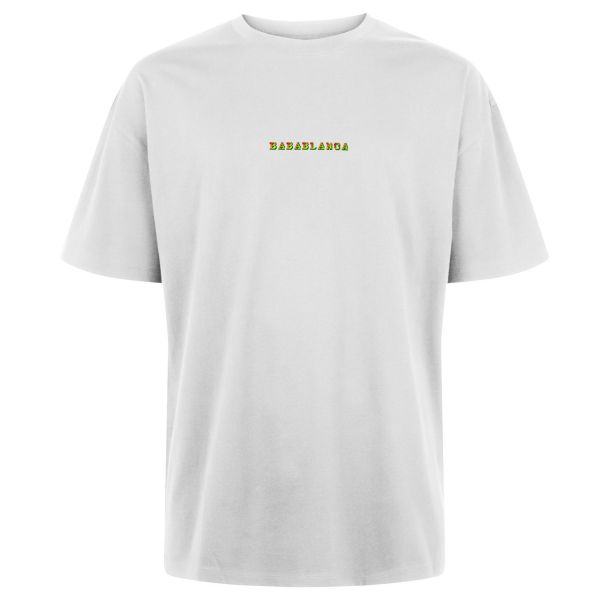 T-Shirt weiß Babablanca