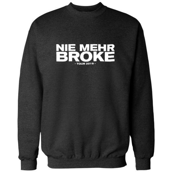 Nie mehr Broke Sweater