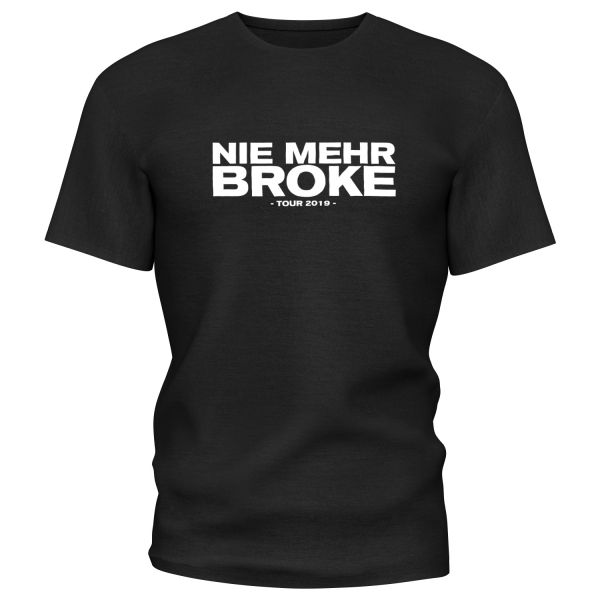 Nie mehr Broke T-Shirt